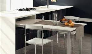 Meuble Cuisine Avec Table Escamotable Meubles De Luxe