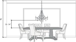 8 dining room chandelier height dining room chandelier height chandelier over dining table height dining table