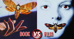 book vs film the silence of the lambs litreactor last month