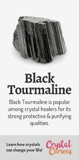 black tourmaline meaning healing properties black tourmaline is one of the most popular stones