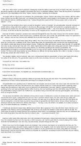 sample of argumentative essay writing