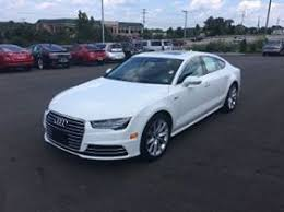 2016 audi a7 white. Simple Audi Photo 2 White 2016 Audi A7 In Mars PA Exterior View From Front Driveru0027s  Side Intended I