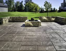 endearing charming concrete patio cost stamped how much does a concrete patio cost paver per square