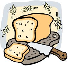 Αποτέλεσμα εικόνας για bread clipart