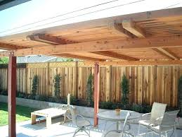 free standing aluminum patio cover. How To Build A Freestanding Patio Cover Aluminum Free Standing  With Sample Ideas S