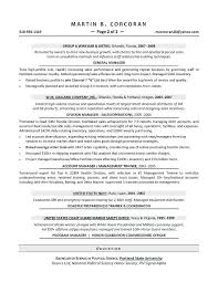 Resume Samples For Sales Executive Resume Sample Directory