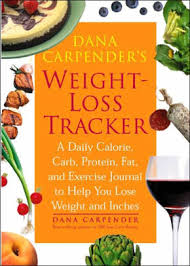 Weight Loss And Inches Tracker Dana Carpenders Weight Loss Tracker A Daily Calorie Carb Protein