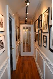 hallway track lighting. Hallway Track Lighting Idea With Black Iron Fixed And Headlamps: Full Size I