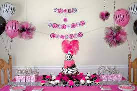 simple homemade birthday decorations image inspiration of cake