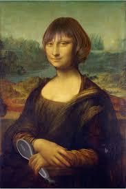 髪型を今風に 偉人名画のヘアスタイルを変えたら現代でも文句なしの