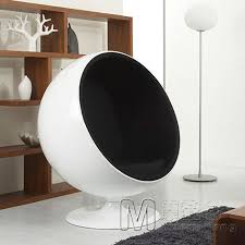 circular furniture. Ball Chair Aarnio Swivel Club Furniture Sofas Circular Space Enclosed Chair-in Restaurant Chairs From On Aliexpress.com | Alibaba