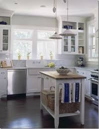 ideas for that space above kitchen cabinets