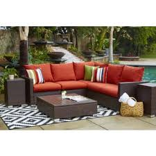Sunbrella Outdoor Sofas Chairs & Sectionals For Less