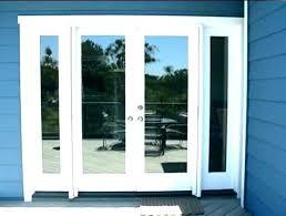 double retractable screen door sliding for french doors fascinating amazing patio pella s