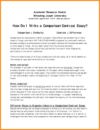 example essay comparison contrast docoments ojazlink good compare contrast essay topics munil bond trader cover letter