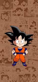 Iphone Cool Goku Wallpaper