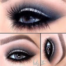 makeup for navy blue prom saubhaya makeup