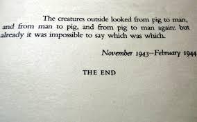 Animal Farm George Orwell Quote Quotes