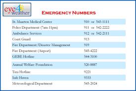 Emergency Number List Yupar Magdalene Project Org