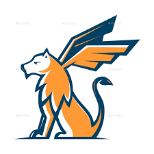 Flying Lion Logo by Ghozilla   GraphicRiver