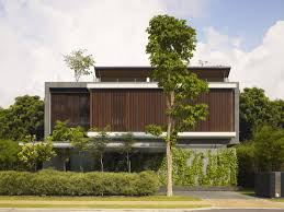 Small Picture Fresh and Beautiful House in Singapore Designed by ONGONG