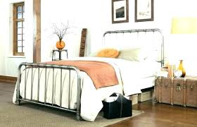 Wrought Iron Bed Full Size Iron Bed Full Size White Iron Bed Frame ...