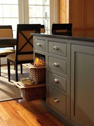 Rattan Kitchen Furniture Furniture Grey Thomasville Cabinets With Silver Handle And Black
