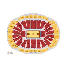 Sprint Center Detailed Seating Chart Sprint Center Kansas City Tickets Schedule Seating