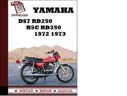 yamaha ds7 rd250 r5c rd350 1972 1973