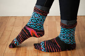 Sock Patterns Unique From KnitPicks