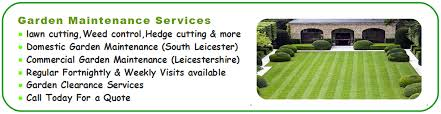 garden maintenance service. Leicester Domestic Gardening Services, Garden Clearance, Commercial Grounds Maintenance Plan Service