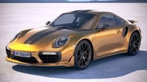 2018 porsche turbo s exclusive. simple 2018 porsche 911 turbo s exclusive series 2018 3d model on porsche turbo s exclusive y