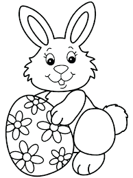 Bunny Coloring Pages For Easter Cute Coloring Pages Cute Bunny