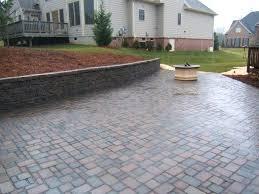 beautiful paver patio paver design ideas brick s co laying small and small paver patio