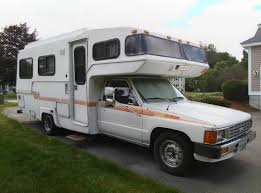 Toyota Motorhome (Class C RV) For Sale in New Hampshire