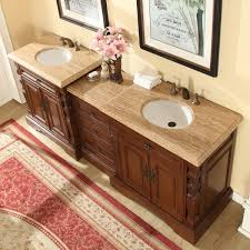 Double Bathroom Vanity. Fashionable Inspiration White Double ...
