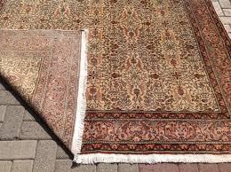 area rug 114 x 77 neutral color rug beige