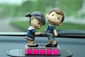 Car Decoration Accessories India Cool Buy Siyaful Presents Car Accessories Doll Which Is A Dashboard