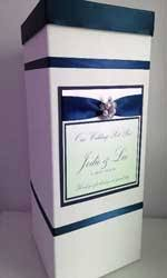 How To Decorate A Wedding Post Box Table Decorations 27