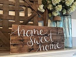 Hand Painted Wood Signs Home Decor Hand Painted Wood Signs Home Decor Popular With Image Of Hand 2