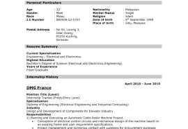 Full Size of Resume:how To Do A Resume Online For Free How To Write