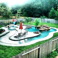 Landscape Design For Small Backyards Beauteous Best Backyard Pools Small Backyard Above Ground Pool Ideas In A Best