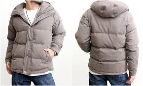 free shipping stylish brand modern. Revo [Revo.] Peach Brushed Zip Up Food Down Jacket (2 Colors) (26-th2184) [Sallbo] [Free Shipping] Free Shipping Stylish Brand Modern O