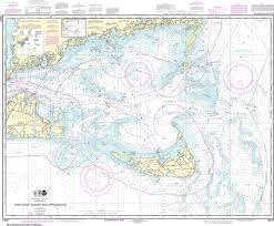 Noaa Nautical Chart 13237 Nantucket Sound And Approaches
