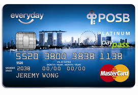 photo posb everyday card