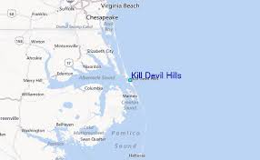 Kill Devil Hills Tide Station Location Guide