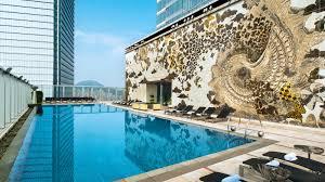 7 Hotel Pool Passes in Hong Kong