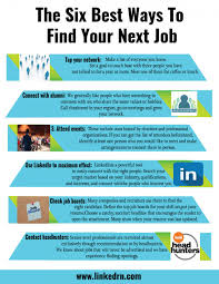 Tips To Find A Job Best 6 Tips To Find Your Dream Job Visual Ly
