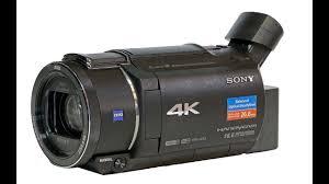 Sony Fdr Ax53 4k Video Test Low Light Auto Focus