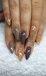 Best 25+ Pointy nails ideas on Pinterest | Acrylic nails glitter ...